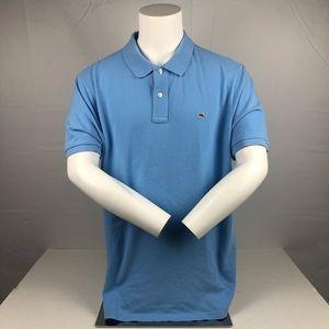 Vineyard Vines Light Blue Button Up Polo Tee Shirt